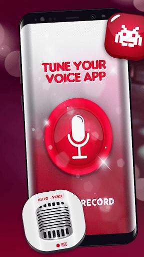 Tune Your Voice App u2013 Voice Changer  Screenshots 1
