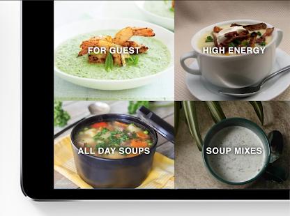 Soup Recipes - Soup Cookbook app 11.16.218 Screenshots 11