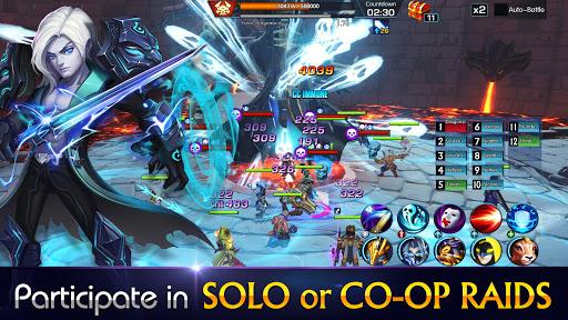 Sins Raid - 3D Fantasy ARPG screenshots 1