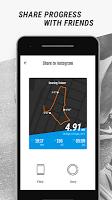 screenshot of Running Trainer: Run Tracker & 5K Running App