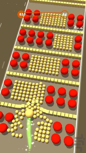 Color Crush 3D: Block and Ball Color Bump Game 1.0.4 screenshots 6