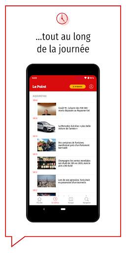 Le Point : journal, actualitu00e9s et infos en continu android2mod screenshots 3