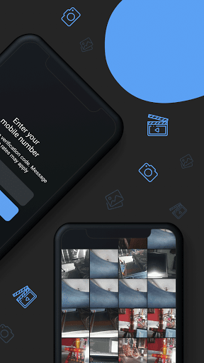 iCam effects filter camera HD, backup & restore screenshots 2
