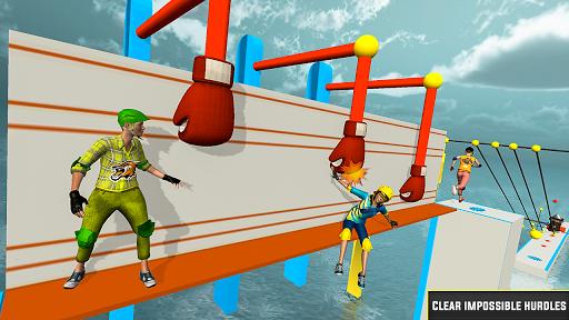 Legendary Stuntman Water Fun Race 3D 1.0.4 Screenshots 5