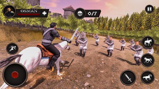 Osman Ghazi Battle Warrior: Sword Fighting Games 1.4 screenshots 2