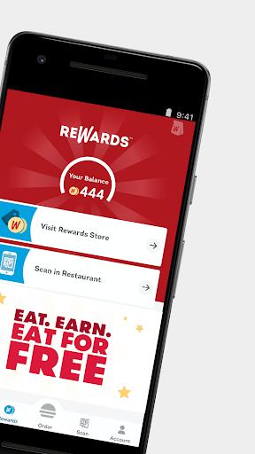 Wendyu2019s u2013 Earn Rewards, Order Food & Score Offers  screenshots 2