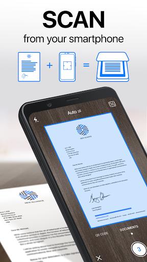 PDF Scanner App - Scan Documents with iScanner apktram screenshots 1
