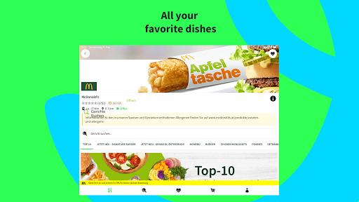 mjam.at - Order Food Online 8.9.0 Screenshots 9