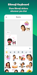 screenshot of Bitmoji