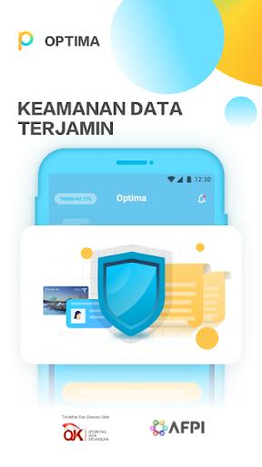 Optima-Pinjaman Uang Dana Tunai Rupiah Cair Online
