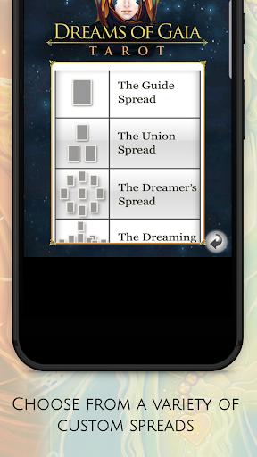 Dreams of Gaia Tarot  screenshots 5