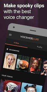 Voicemod Clips: Free Voice Changer & Video Maker 1.2.2
