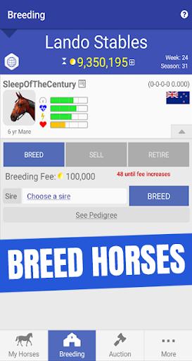Off And Pacing: Horse Racing  screenshots 5