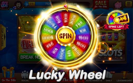 ud83cudfb0 Free Casino: Slots and Poker - win your jackpot  screenshots 5