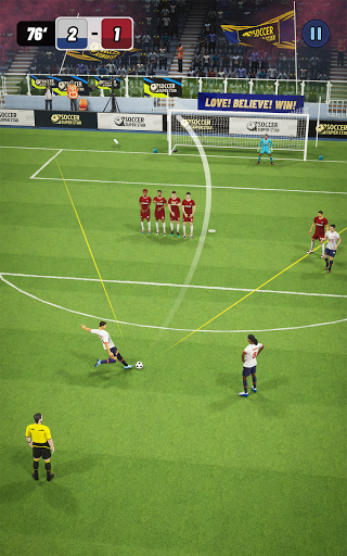 Soccer Super Star 0.0.36 screenshots 17
