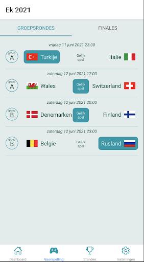 Download EK 2021 - Poule mod apk