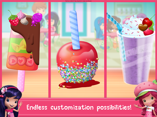 Strawberry Shortcake Sweet Shop 1.11 Screenshots 7