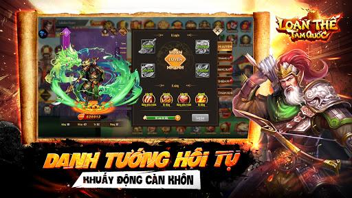 Lou1ea1n Thu1ebf Tam Quu1ed1c - Cu00f4ng Thu00e0nh SLG 1.8 screenshots 2