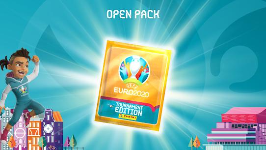 EURO 2020 Panini sticker album 2