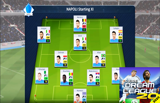 Dream hints league 2020 - soccer guide 1.0 Screenshots 6