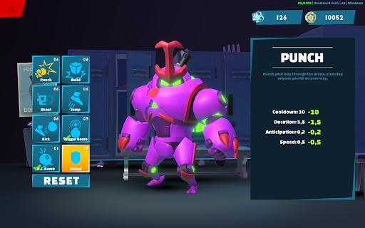 Bomb Bots Arena - Multiplayer Bomber Brawl  screenshots 14