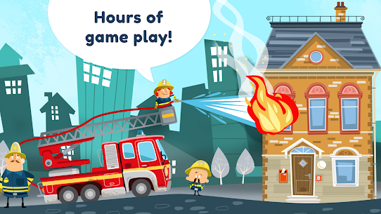 Little Fire Station 4
