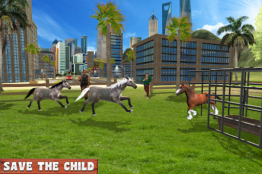 Horse Family Jungle Adventure Simulator Game 2020 screenshots 17