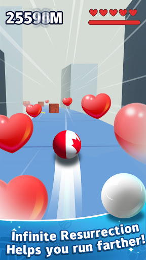 Crazy Ball 3D  screenshots 5