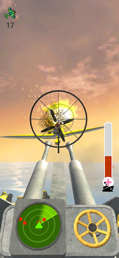Anti Aircraft 3D apkslow screenshots 5