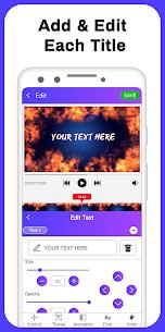 Intro Maker, Video Maker For Business Mod Apk (Premium) 7