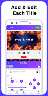 Intro Maker, Outro Maker, Intro Templates 32.0 Screenshots 7