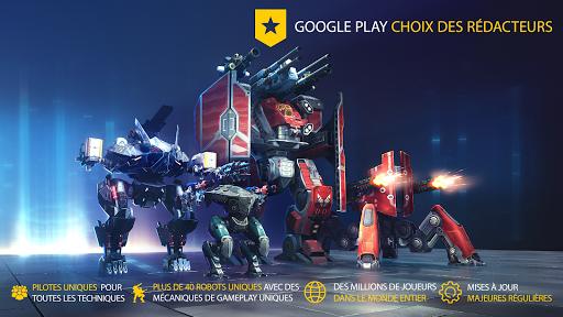 Télécharger Gratuit War Robots. Batailles multijoueur tactiques 6v6 APK MOD (Astuce)