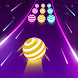 Dancing Ball Color - Road Run Game - Androidアプリ
