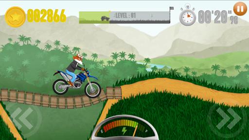 Motocross Trial Challenge  screenshots 8