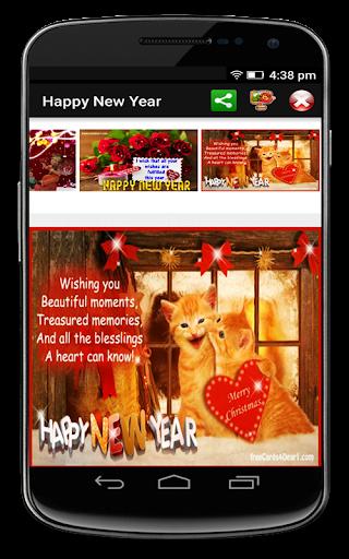 Happy New Year Greetings 2021  Screenshots 11