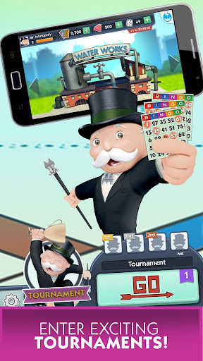 MONOPOLY Bingo! 3.3.8g screenshots 3