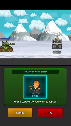 Grow Soldier - Idle Merge game 3.7.0 screenshots 12