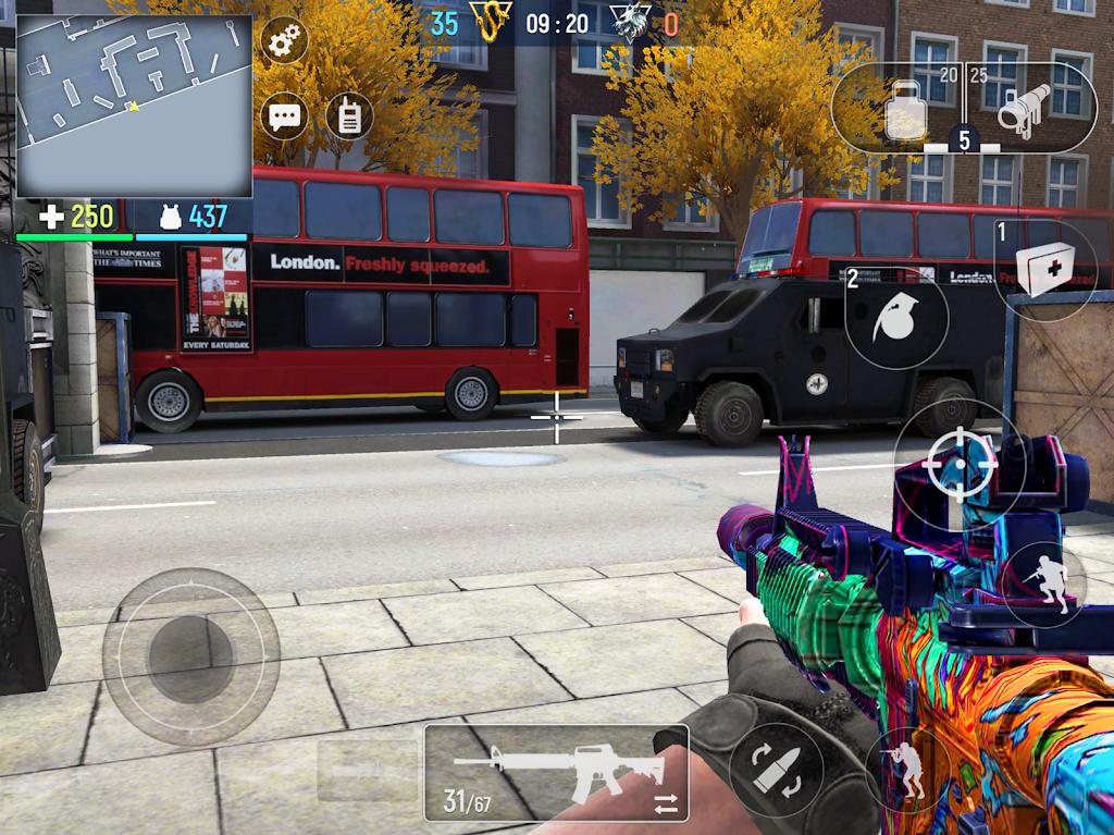Modern Ops - Gun Shooting Games FPS poster 11