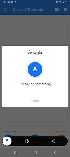 Speak & Translate - Voice Translator all Languages apktram screenshots 3