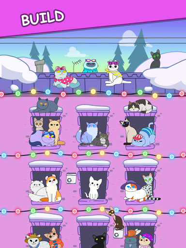 Cats Tower - Adorable Cat Game! 2.28 screenshots 8