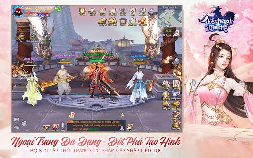 Thiu00ean Ngou1ea1i Giang Hu1ed3 - Thien Ngoai Giang Ho apktram screenshots 12