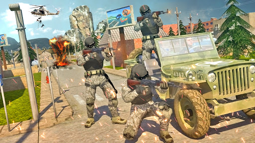 us army commando encounter shooting ops games 2020 screenshot 1