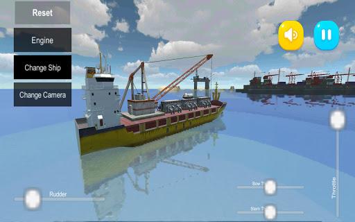 Atlantic Virtual Line Ships Sim 5.0.1 screenshots 11