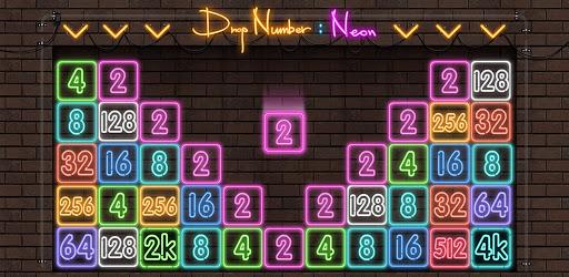Drop Number : Neon 0.1 screenshots 8