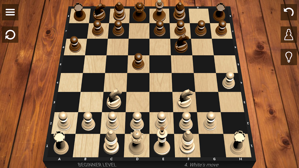 Chess poster 21