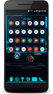 Jarvis Arc Launcher – Beta v1.8 [Pro] [Latest] 3