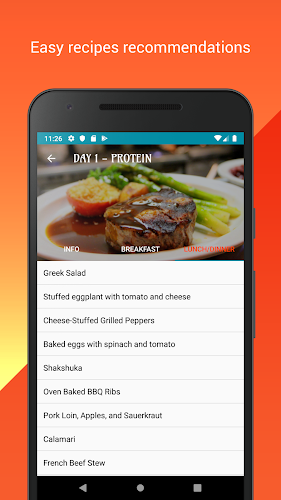 Dieta Rina de 90 de zile în App Store