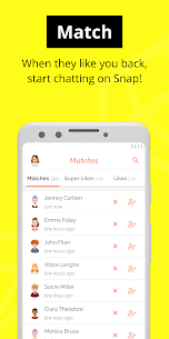 Free SwipeParty – find  make new snapchat friends Apk Download 2021 4