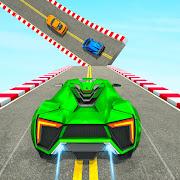 Mega Ramp GT Car Stunts- Free Car Stunt Games 2021