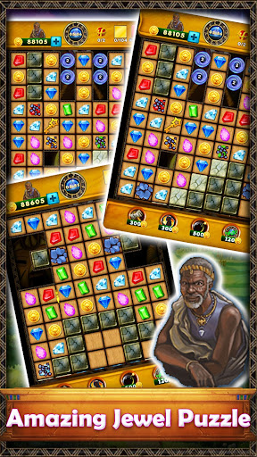 Gem Quest Hero - Jewels Game Quest 1.0.9 screenshots 7